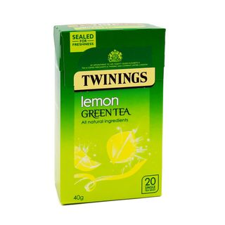 Twinings Green Tea with Lemon 20 Tea Bags 40g