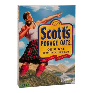 Scotts Porage Oats 1Kg