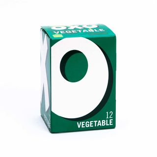 OXO Vegetable Stock Cubes 12s 71g