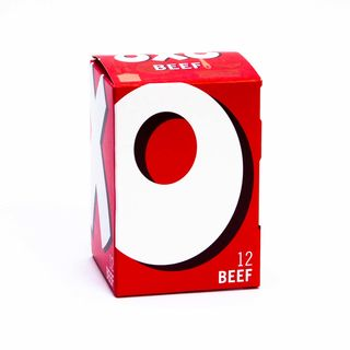 OXO Beef Stock Cubes 12s 71g