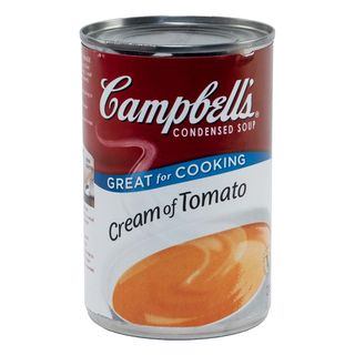 Campbells Condensed Cream of Tomato Soup 295g