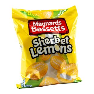 Bassetts Sherbet Lemon 192g