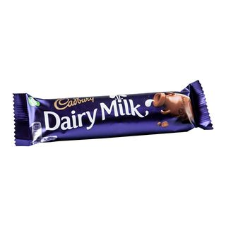 Cadbury Dairy Milk Fairtrade Chocolate 45g