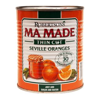 Robertsons / Hartleys Ma Made Thin Cut Seville Oranges 850g
