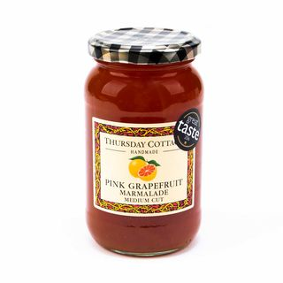Thursday Cottage Pink Grapefruit Marmalade Medium Cut 454g