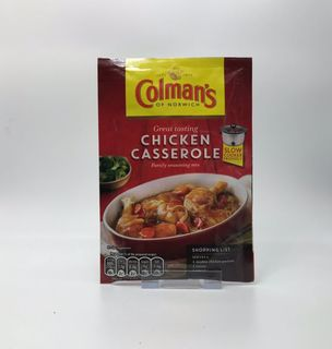 Colmans of Norwich Chicken Casserole Mix 40g