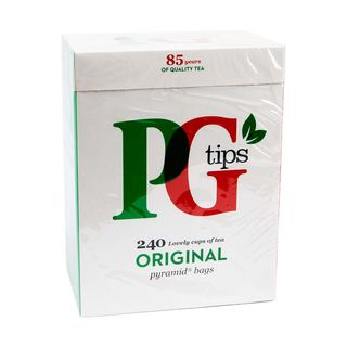 PG Tips 240 Pyramid Tea Bags 696g