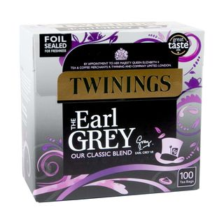 Twinings Earl Grey 100 Tea Bags 250g