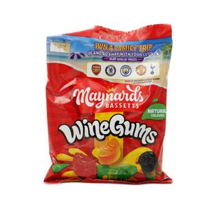Maynards Bassetts Wine Gums 190g