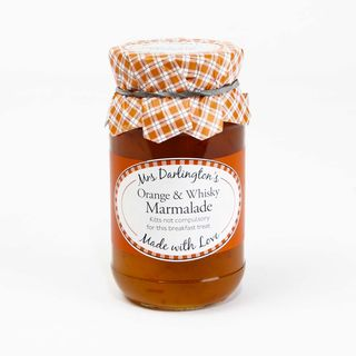 Mrs Darlingtons Orange & Whiskey Marmelade 340g