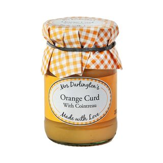 Mrs Darlingtons Orange Curd with Cointreau 200g