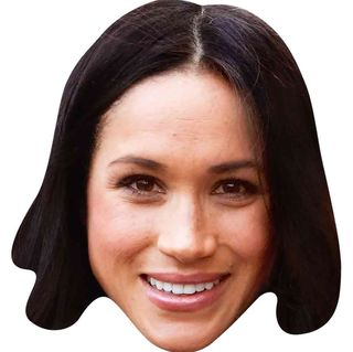 Royal Masks - Meghan  Mask