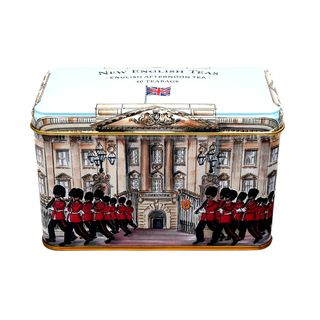 New English Teas - English Afternoon Tea 40 Tea Bags - Buckingham Palace Tin