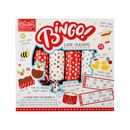 Christmas Cracker 6 Pack - Bingo Family Game Crackers...