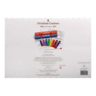 Harvey & Mason - Christmas Cracker 8 Pack - Xylophone - Game Crackers