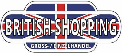 Logo British Shopping